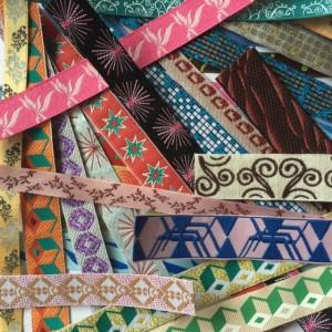 Custom Designer Ribbons Trims