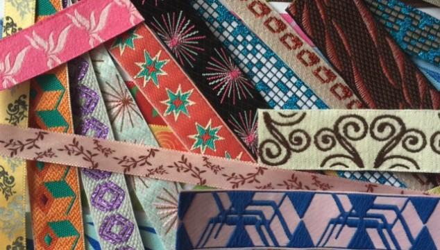 Custom Designer Ribbons & Trims