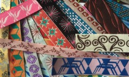 Ribbon Shop for hand-made products