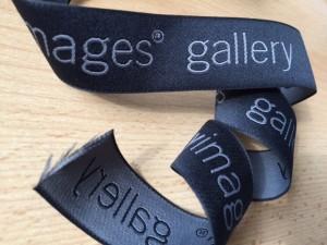 Woven Name Ribbon Tape