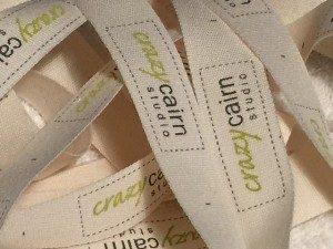Canvas Cotton Ribbon
